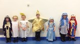 Delightful nativity at Sacriston Academy