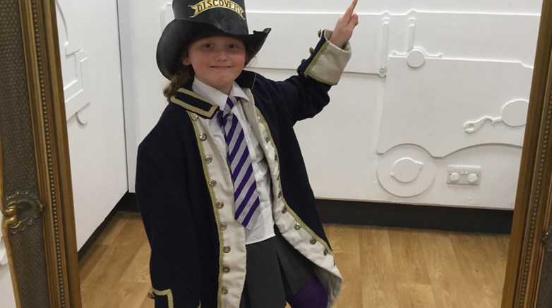Year 2 Captain Cook