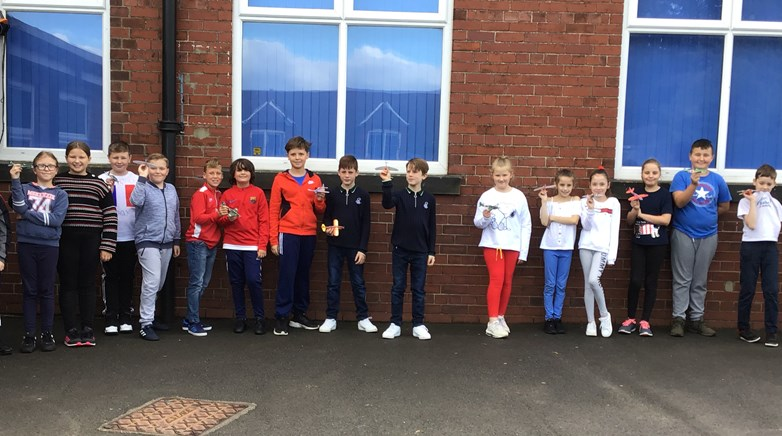 Sacriston PIE project stage 1 2019
