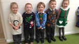 Christmas Jumper Day 2018!