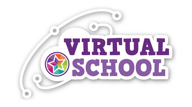 Sacriston virtual school logo